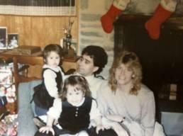 Family Christmas 1984