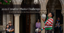 header image for 2020 photo challenge