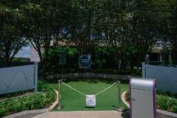 playground area closed